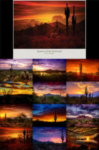 Essence Of The Southwest 2014 Calendar Now Available